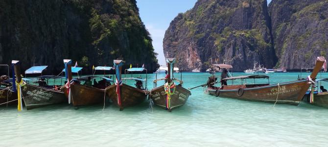 Tagesausflug nach Koh Phi Phi
