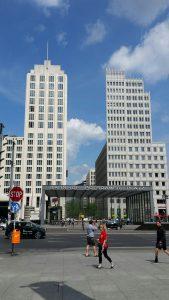 Impressionen aus Berlin, Tag1