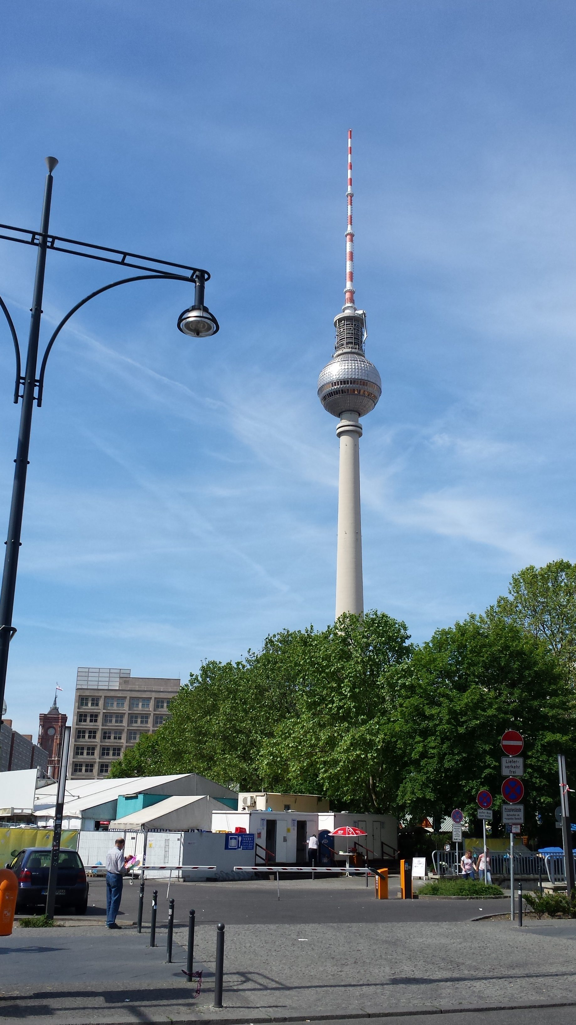 Impressionen aus Berlin, Tag 2