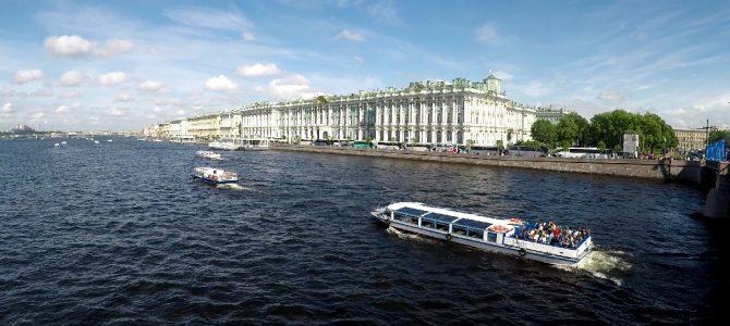 Die Sehenswürdigkeiten von St. Petersburg