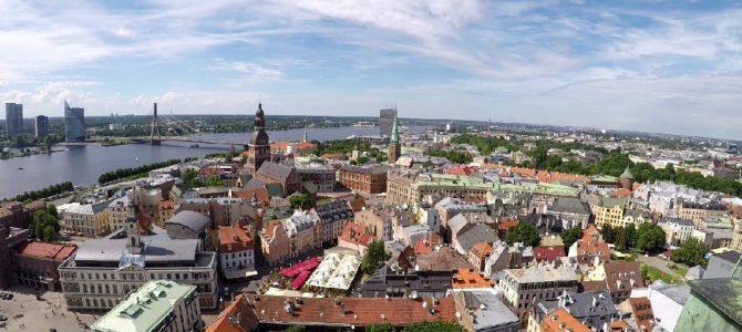 Zwischenstopp in Riga