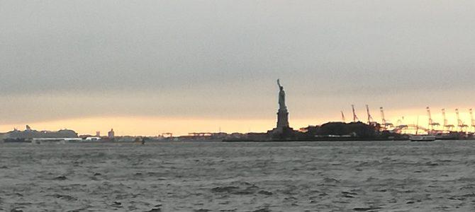 One day in Manhattan