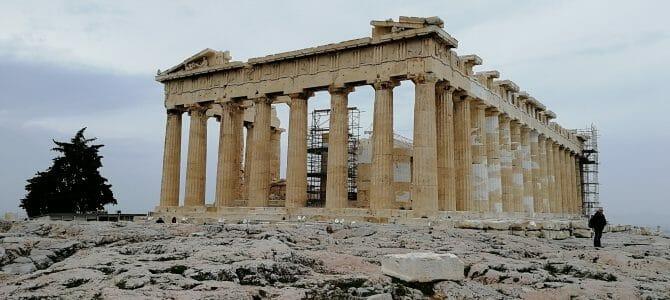 Verrückter Kurztrip nach Athen mit Upgrades