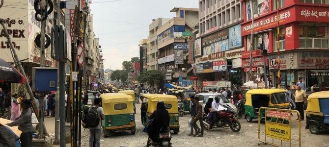 Reise nach Bangalore