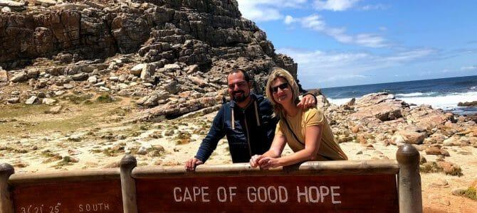"""Table Mountain Nationalpark: """"Kap der guten Hoffnung"""""""