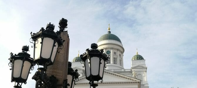 Kurztrip nach Helsinki