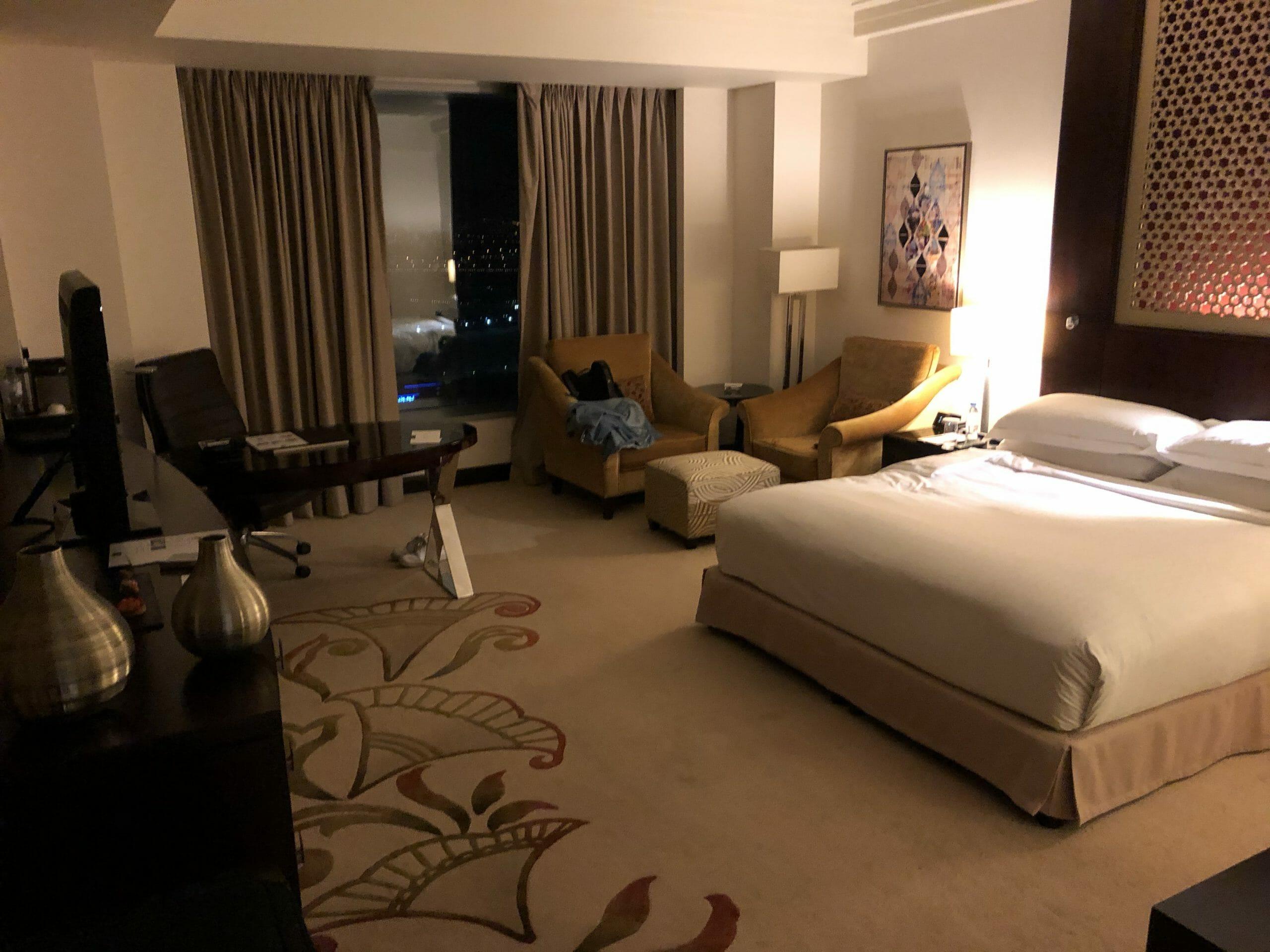 Bild vom Hotelzimmer