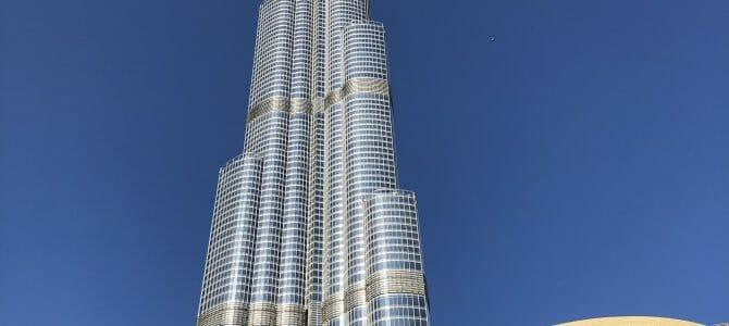 Burj Khalifa – das höchste Gebäude der Welt