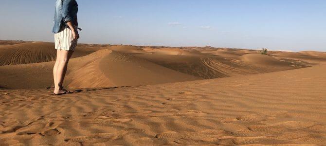 Wüstentour mit Oceanair Travel