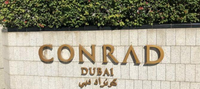 Hotel Conrad Dubai