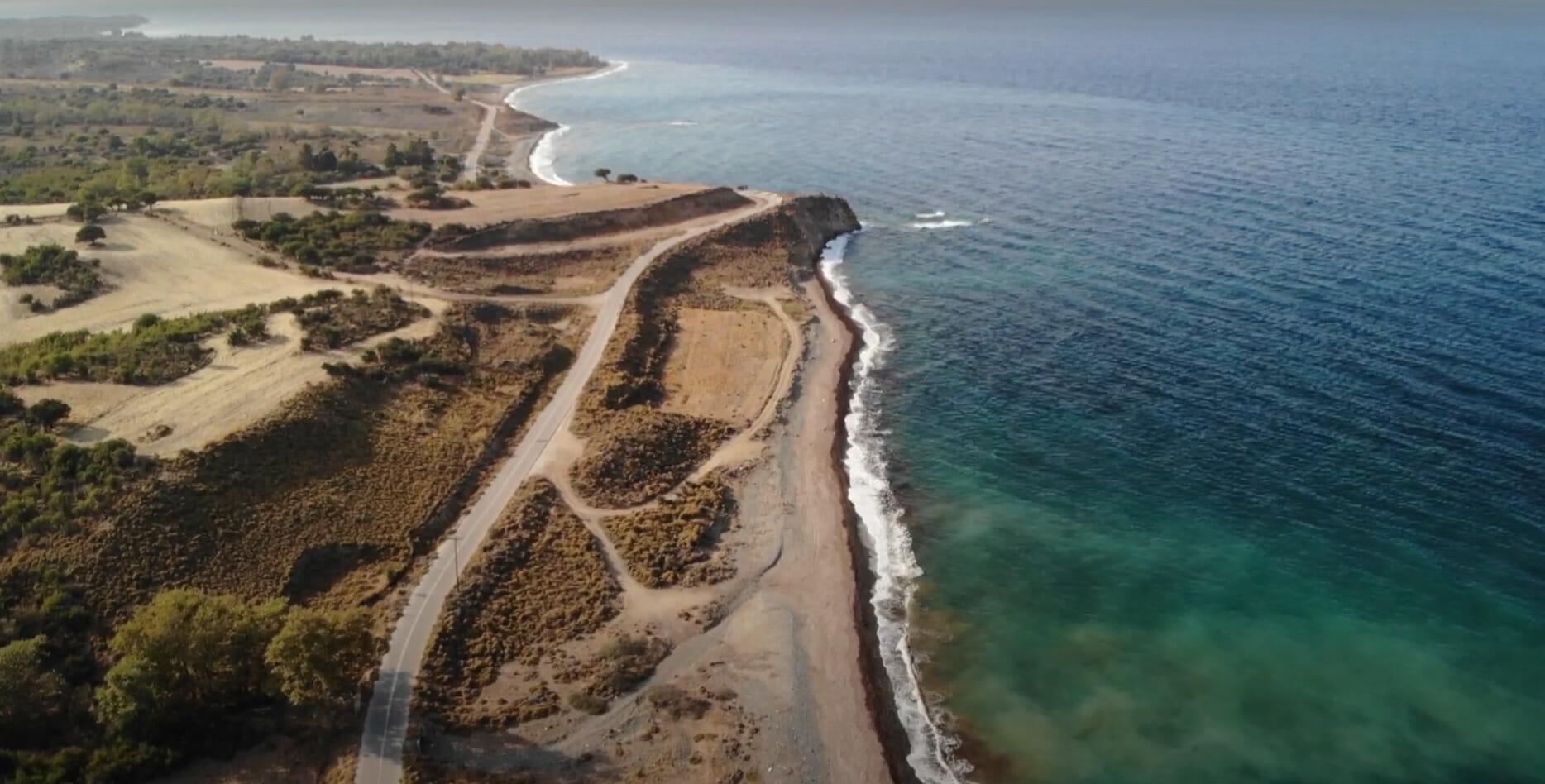 Video: Samothraki 2020 mit der Drohne